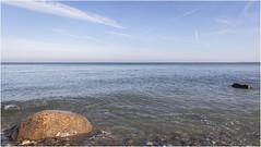 Hiddensee . (:: Blende 22 ::) Tags: wood holz alt meer ocean germany german deutschland mecklenburgvorpommern hiddensee insel island blue water sand beach canoneos5dmarkiv ef2470mmf28liiusm dornbusch