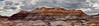 Shifting sands of time (g-liu) Tags: panorama wideangle composite mosaic colors sandstone petrifiedforest petrifiedforestnationalpark nationalpark usa 美国 rocks mesa bluemesa geology outdoor nature wild cloudy landscape sony a6500 october 2018 park arizona america darktable hugin layers hills