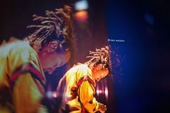 #ghali #ghaliintour (fabionico™) Tags: ghali tour rap trap music live torino fabionico dreadlock