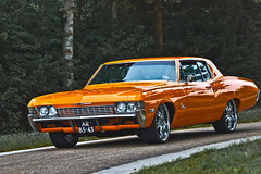Chevrolet Impala Coupé 1968 (8090) (Le Photiste) Tags: clay chevroletdivisionofgeneralmotorsllcdetroitusa chevroletimpalacoupé cc 1968 chevroletimpalav8series16400model16447customcoupéfisherbody simplyorange oddvehicle oddtransport rarevehicle appelschafryslân thenetherlands ar8543 afeastformyeyes aphotographersview autofocus artisticimpressions alltypesoftransport anticando blinkagain beautifulcapture bestpeople'schoice bloodsweatandgear gearheads creativeimpuls cazadoresdeimágenes carscarscars canonflickraward digifotopro damncoolphotographers digitalcreations django'smaster friendsforever finegold fandevoitures fairplay greatphotographers groupecharlie peacetookovermyheart hairygitselite perfectview ineffable infinitexposure iqimagequality interesting inmyeyes livingwithmultiplesclerosisms lovelyflickr myfriendspictures mastersofcreativephotography niceasitgets photographers prophoto photographicworld planetearthbackintheday planetearthtransport photomix soe simplysuperb slowride showcaseimages simplythebest simplybecause thebestshot thepitstopshop themachines transportofallkinds theredgroup thelooklevel1red vividstriking wow wheelsanythingthatrolls yourbestoftoday oldtimer great