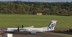 G-ECOD  FlyBe DHC-8 Q400 SOU 210918 (kitmasterbloke) Tags: sou southampton aircraft aviation airliner transport hampshire outdoor