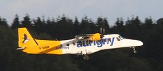 G-OAUR Do228 Aurigny Airways T/O SOU 210918 (kitmasterbloke) Tags: sou southampton aircraft aviation airliner transport hampshire outdoor