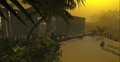 Tropical Morning (Issa Avon) Tags: secondlife forsale forrent furnished blakesea ocean protected water