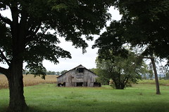 An old barn (pegase1972) Tags: us usa indiana unitedstates barn grange farm ferme