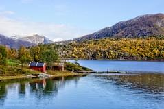 Porsvika (mansachs) Tags: sandhornøy nordland northernnorway norgen norge nordnorge fjord fjordscape landscape