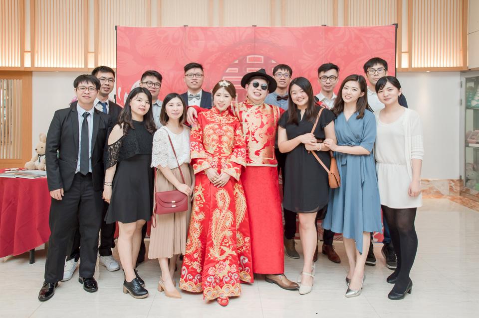 婚攝 雲林劍湖山王子大飯店 員外與夫人的幸福婚禮 W & H 146