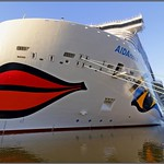 Aidanova bow Meyer Werft Papenburg thumbnail