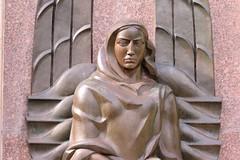 Monument Hill & Kreische Brewery (Flagman00) Tags: lagrange tx texas state park historic site monumenthill kreische monument statue sculpture bronze artdeco woman angel nike