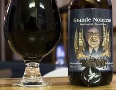 Dieu du Ciel - La Grande Noirceur (Cody La Bière) Tags: imperial stout stoutimperiale grandenoirceur dieuduciel