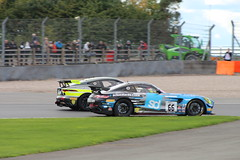 IMG_7206 (routemaster2217) Tags: britishgtchampionship doningtonpark motorracing motorsport racingcars gtracing sportscars teamparkerracing mercedesamggt4 nickjones scottmalvern invictusgamesracing jaguarftypesvrgt4 paulvice matthewgeorge