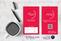 MINE CARD RED BASE (anupfpi@ymail.com) Tags: branding graphicsdesign packaging stationary logodesign businesscard letterhead