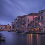 Venetian paths 112(Canale di Cannareggio) thumbnail