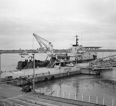 Landing Stage Liverpool (georgeartp) Tags: seaforthclansman liverpool rivermersey