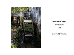 "Water Wheel • <a style=""font-size:0.8em;"" href=""https://www.flickr.com/photos/124378531@N04/45312920522/"" target=""_blank"">View on Flickr</a>"