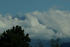 Verscholen. (limburgs_heksje) Tags: zwitserland schweiz swiss meervangeneve genfersee chillon grens