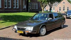 Citroën CX 20 TRE 1984 (XBXG) Tags: 4xpt30 citroën cx 20 tre 1984 citroëncx la fête des limousines 2018 fort isabella reutsedijk vught nederland holland netherlands paysbas emw elk merk waardig youngtimer old classic french car auto automobile voiture ancienne française vehicle outdoor
