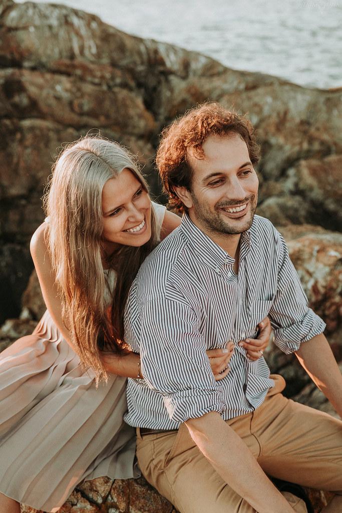 033 - ZAPAROWANA - Sesja dla zakochanych za granicą Porto Portugalia