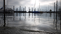 Early morning on lake Constance (keinidyll) Tags: lakeconstance bodensee staad bavaria germany water sky ships