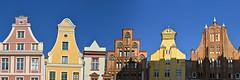 Giebelhäuser in Stralsund (karinrogmann) Tags: stralsund giebelhäuser gabledhouses mecklenburgvorpommern deutschland germany