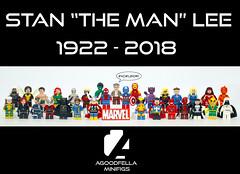 Stan Lee (1922 -2018)