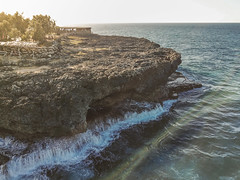 Barbados Aerial Photography 2018-32 (jpDesignTheory) Tags: animalflowercave barbados drone travel