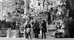 411th KRAMERMARKT of the City OLDENBURG (tusuwe.groeber) Tags: kramermarkt street strase shot photographing aufnahme ablichtung oldenburg sony nex7 lowersaxony niedersachsen germany funfair volksfest rummel fahrgeschäft jahrmarkt travellingfunfair foodvendors merchandisevendors gamesofchanceandskill thrillacts kirmes karussells riesenrad achterbahn autoscooter geisterbahn schaubuden festzelt carousel ferriswheel rollercoaster bumpercars schwarz weis white black blanco negro bw sw