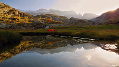 Randinascia - Ticino - Svizzera (Felina Photography - www.mountainphotography.eu) Tags: randinascia robièi slingflin windsaber tent zelt tenda basòdino glacier ghiacciaio gletscher gletsjer tessin ticino