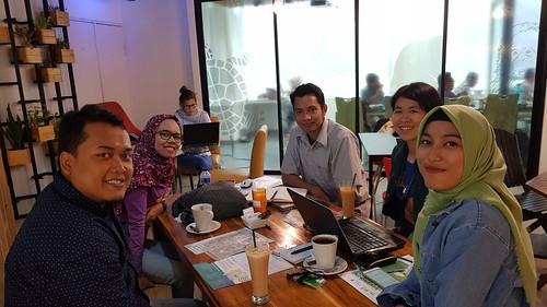 Discussion on Media Trip to Kotawaringin Barat (2)