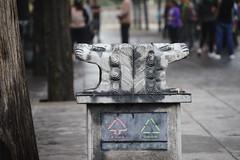 (Bl.Mtns.Grandma) Tags: bins shaolin buddhist monastery henanprovince china
