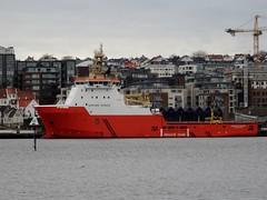 Normand Ranger til kai i Stavanger, Norge (pserigstad) Tags: stavanger rogaland norge norway stavangerhavn