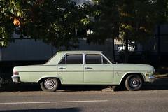 1966 Rambler Classic 550 (Curtis Gregory Perry) Tags: portland oregon 1966 rambler classic 550 sedan green nikon d810 amc american motors