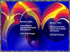 Memoria – Haiku (Poetyca) Tags: featured image haiku di poetyca poesia sfumature poetiche
