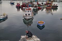 liman (ismail kavaklıdan (instagram : smileykav)) Tags: boat marine sea seascape city cityscape istanbul