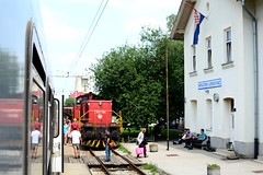 Croatian Railways (HZ) 2 041 104 (ARDcoasters) Tags: 2041104 hz croatian railways croatia locomotive shunter hrvatskileskovac