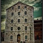 Toronto Ontario - Canada - Distillery District  - Building 5 - Stone  Distillery thumbnail