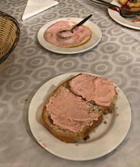 2018 Sydney: Lunch @Diethnes Greek Restaurant (dominotic) Tags: 2018 food restaurant lunch diethnesgreekrestaurant taramosalata bread yᑌᗰᗰy foodphotography iphone8 sydney australia