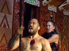 Nord_Maori_Rotorua 1 (JoA Spenrath) Tags: neuseeland nordinsel maori tanz tatoos