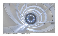 Illusion! (H. Roebke) Tags: 2018 de deutschland building geometrie parkhaus gebäude osterstrase sigma1224mmf40dghsmart highkey thesymmetryabove colour farbe canon5dmkiv architecture spiral geometry architektur lightroom hannover
