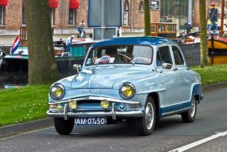 SIMCA Aronde 1957 (4683)