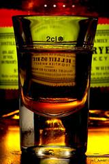 One Measure of Rye (Ian Charleton) Tags: macromondays measurement whiskey rye shotglass shot spirit alcohol bar bulleit95 tasty beverage lowkey macro closeup frontierwhiskey