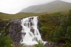 Torrents (Sundornvic) Tags: water waterfall rivers scotland mountains glencoe vally