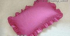 اسهل طريقة خياطة وسائد النوم بالشراشف (ezo-handmade) Tags: الطرز و الخياطة خياطة وسائد