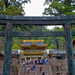 Nikkō Tōshō-gū a  Shinto shrine, dedicated to Tokugawa Ieyasu, the founder of the Tokugawa shogunate