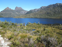 IMG_3834 (shearwater41) Tags: australia tasmania cradlemountain dovelake mountain lake