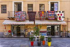 Casa en Vía Sant'Anna, Palermo, Italia (jcfasero) Tags: casa color palermo italia sicilia italy sony a6000 street stphotographia outdoor