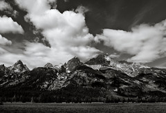 Cathedral Group (Crest Pictures) Tags: wyoming grandtetonnationalpark tetons tetonrange cathedralgroup