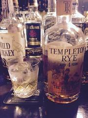whisky (hamapenguin) Tags: bar alcohol whisky whiskey bottle glass ウィスキー バー apple iphone