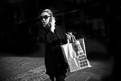 Images on the run.... (Sean Bodin images) Tags: streetphotography streetlife seanbodin streetportrait amagertorv strøget københavn købmagergade copenhagen citylife candid city citypeople storytelling streetphoto people photojournalism photography reportage