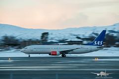 SAS - LN-RRT - B737-800 (Aviation & Maritime) Tags: lnrrt sas scandinavianairlines scandinavian boeing boeing737 b737 b737800 boeing737800 bgo enbr flesland bergenairportflesland bergenlufthavnflesland bergen norway