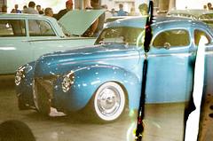 Internment (krapow) Tags: 105mmf25p 1940 40 ford gold800 jalopyrama jalopyrama2017 kodak kodakgold kodakgold800 nikonfm car expiredfilm push
